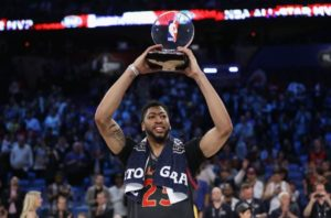 Anthony Davis MVP All star