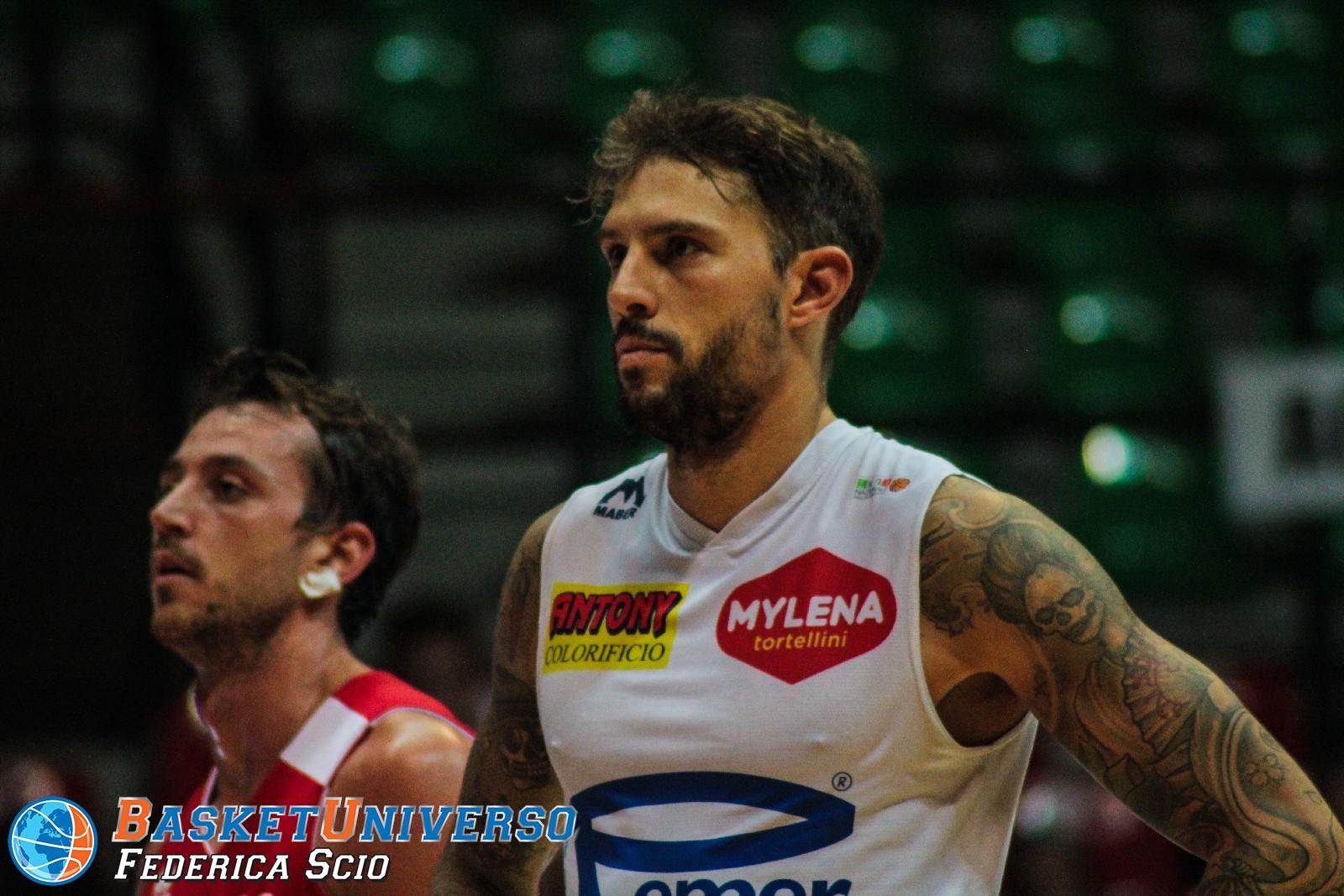 Tommaso Marino Legnano Knights