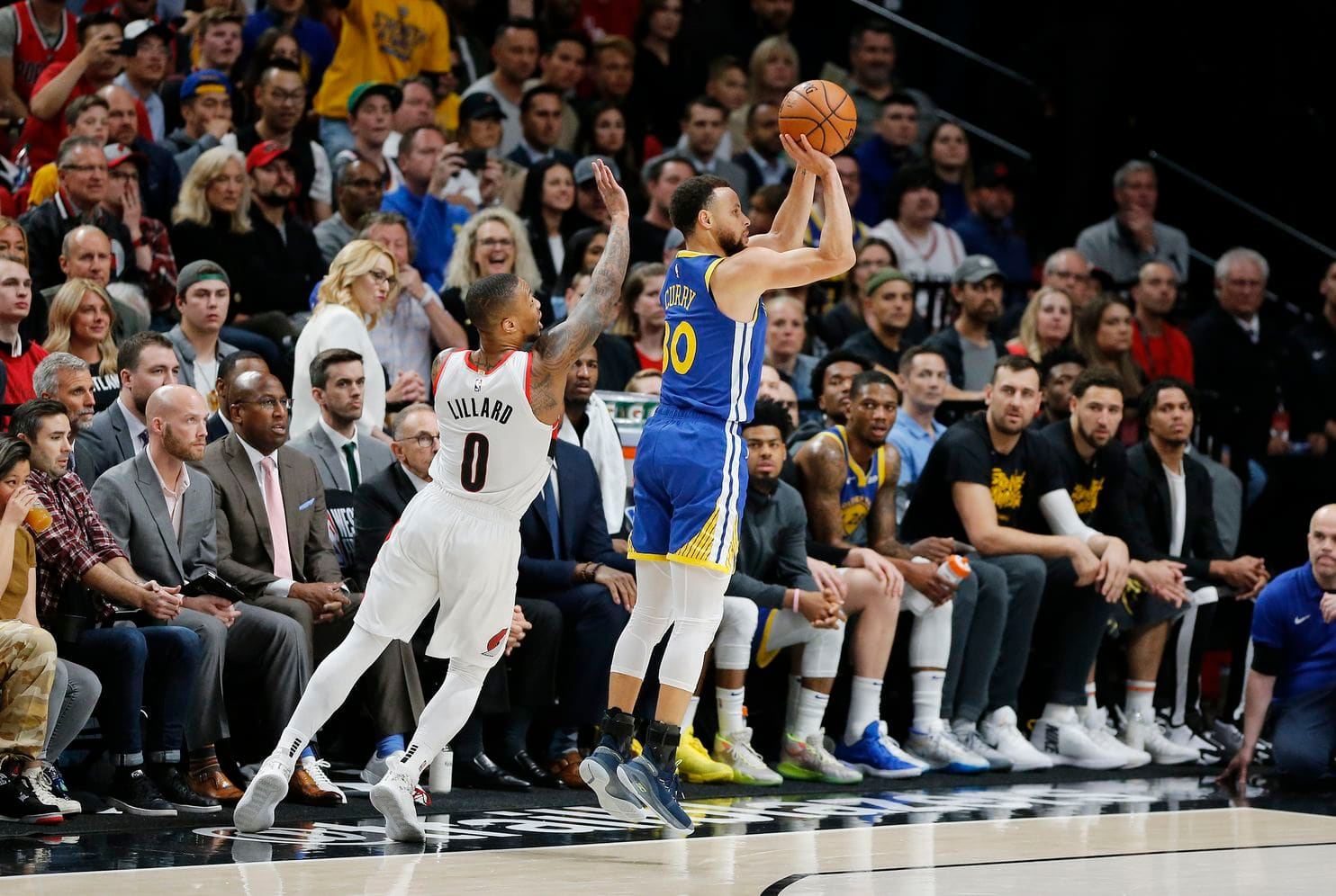 Recap NBA 20/05/2019: Portland ci crede fino all'ultimo, ma alle Finals ci vanno gli Warriors.