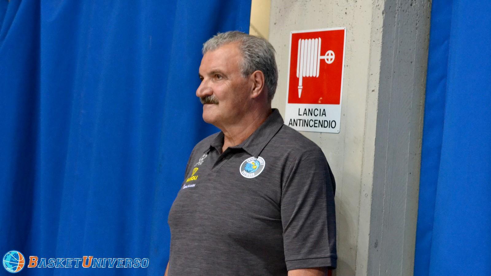 """Verso Trento-Cremona, Sacchetti: """"Loro sempre ad alti livelli con alle spalle una società seria"""" - BasketUniverso"""