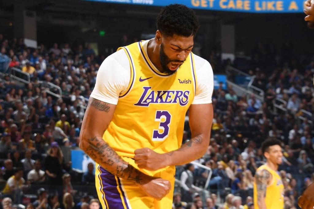 Anthony Davis pensa già di lasciare i Lakers?