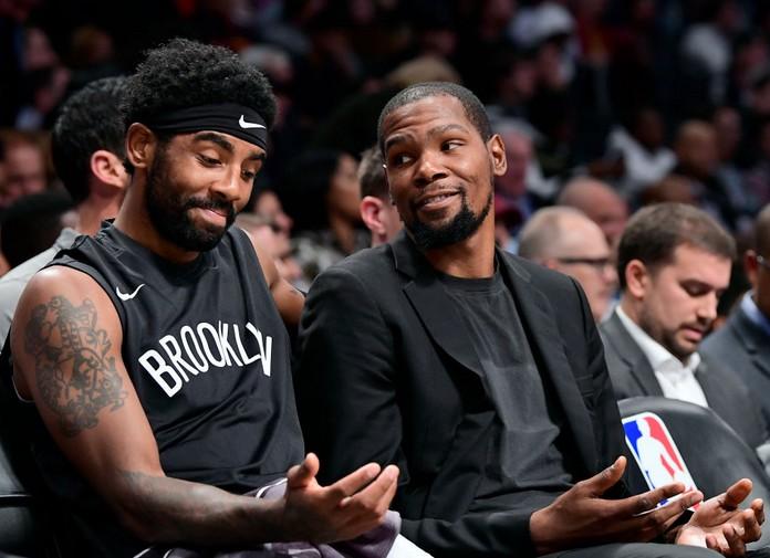 Durant Irving NBA
