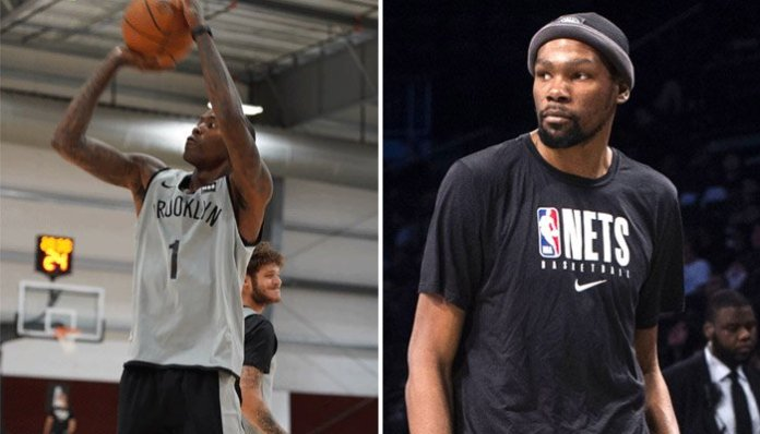 NBA Crawford Durant