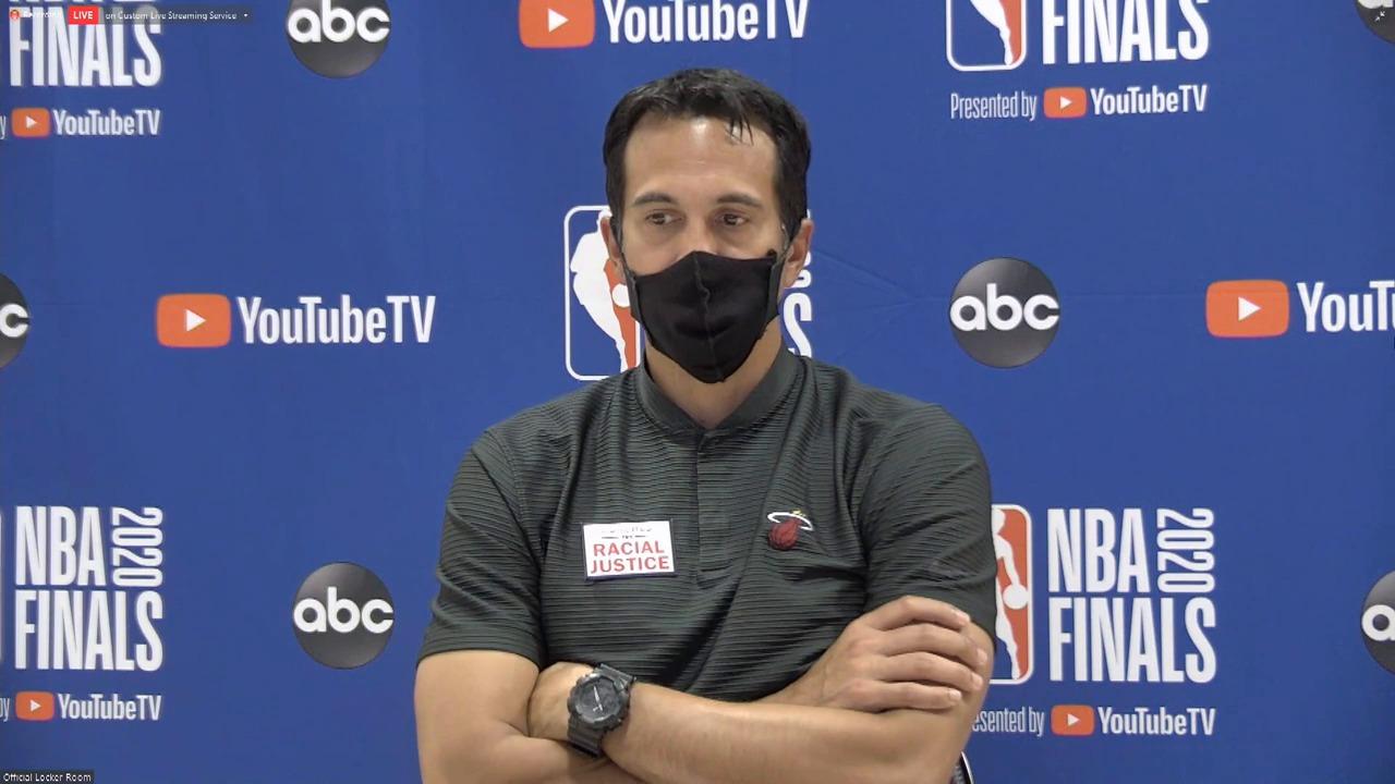 NBA Erik Spoelstra allenatori