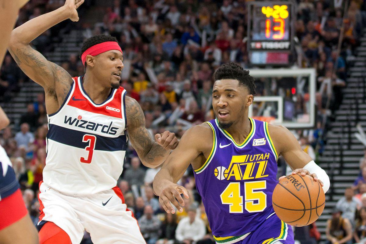 NBA- Rivelazioni della stagione NBA 2021: Utah top, Washington flop