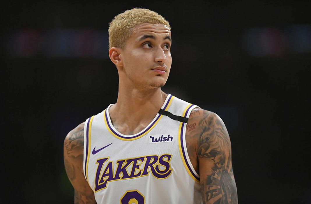 kyle kuzma NBA pagliacci