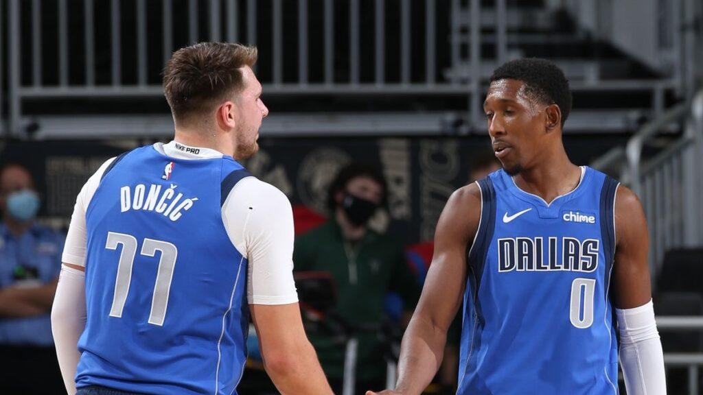 Incredibile airball di Doncic in NBA