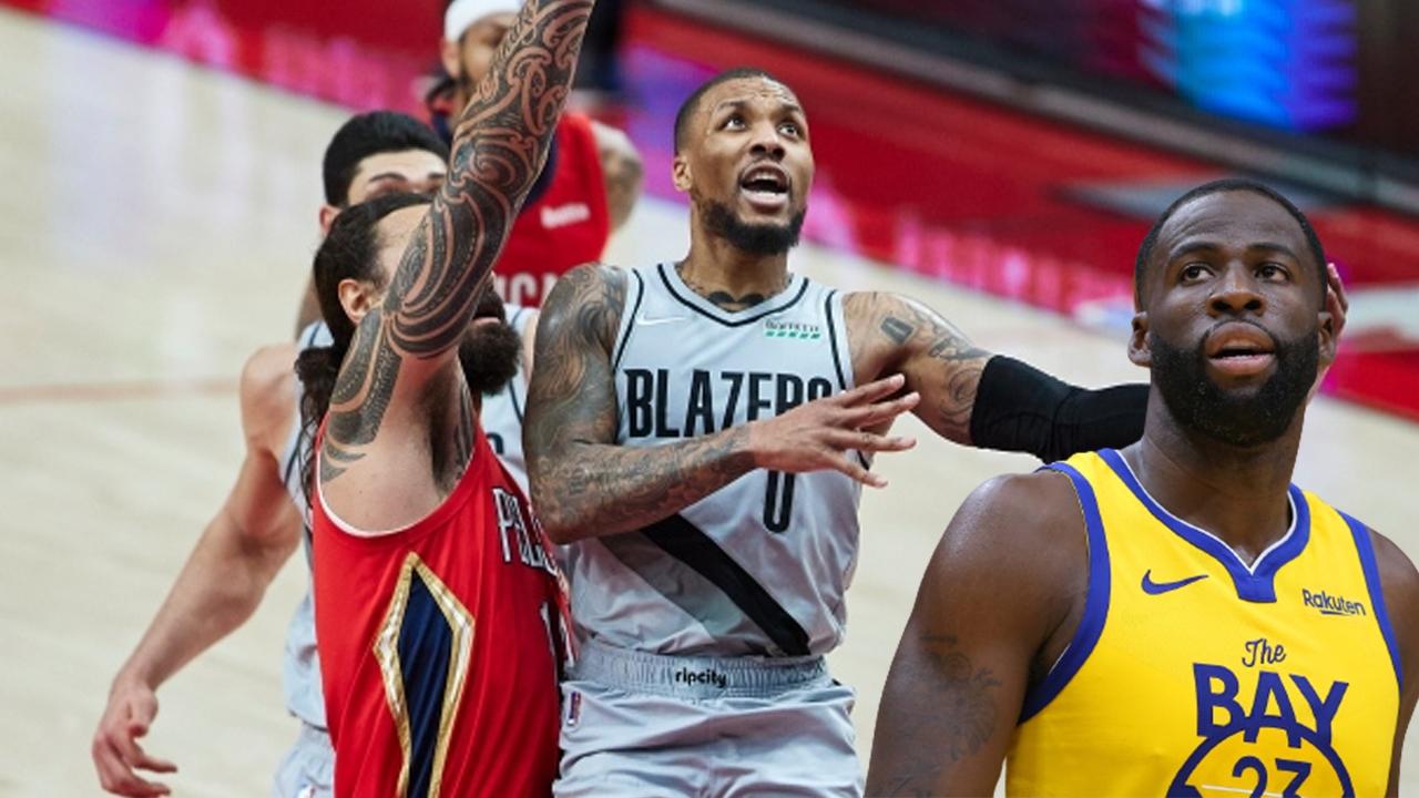 NBA Draymond Green Portland