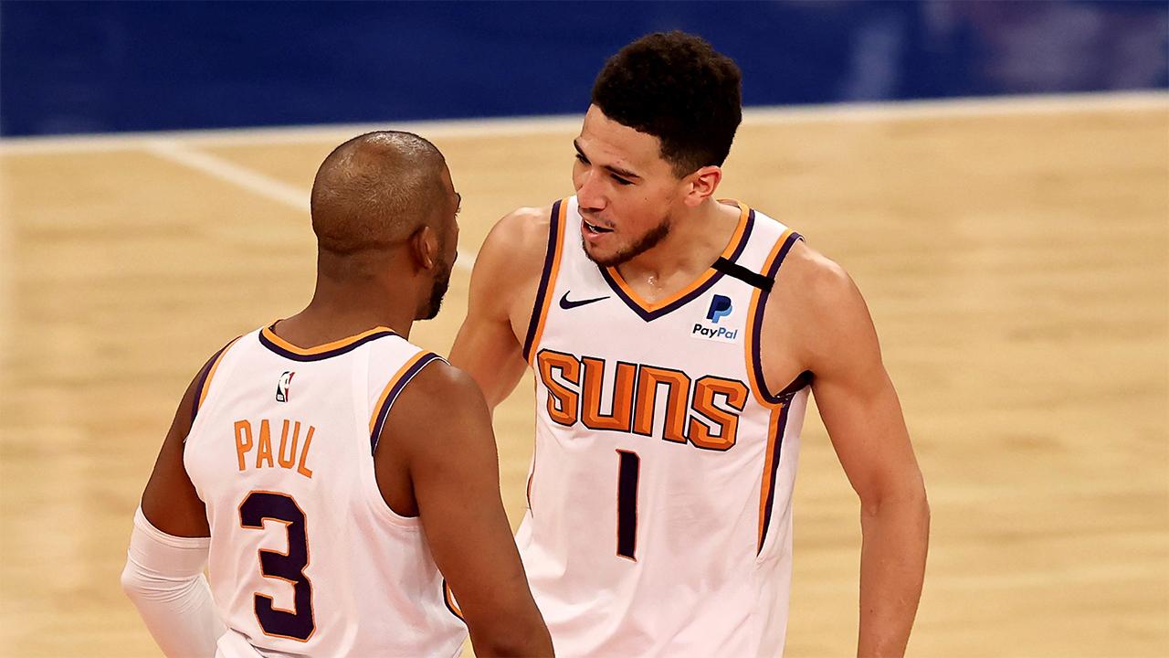 NBA Phoenix Suns playoff