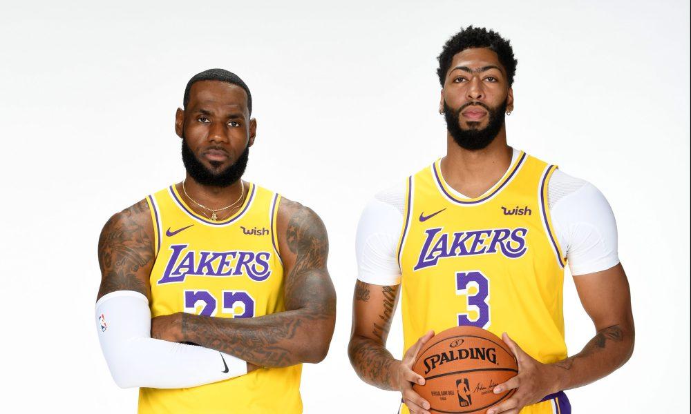 James Davis Lakers