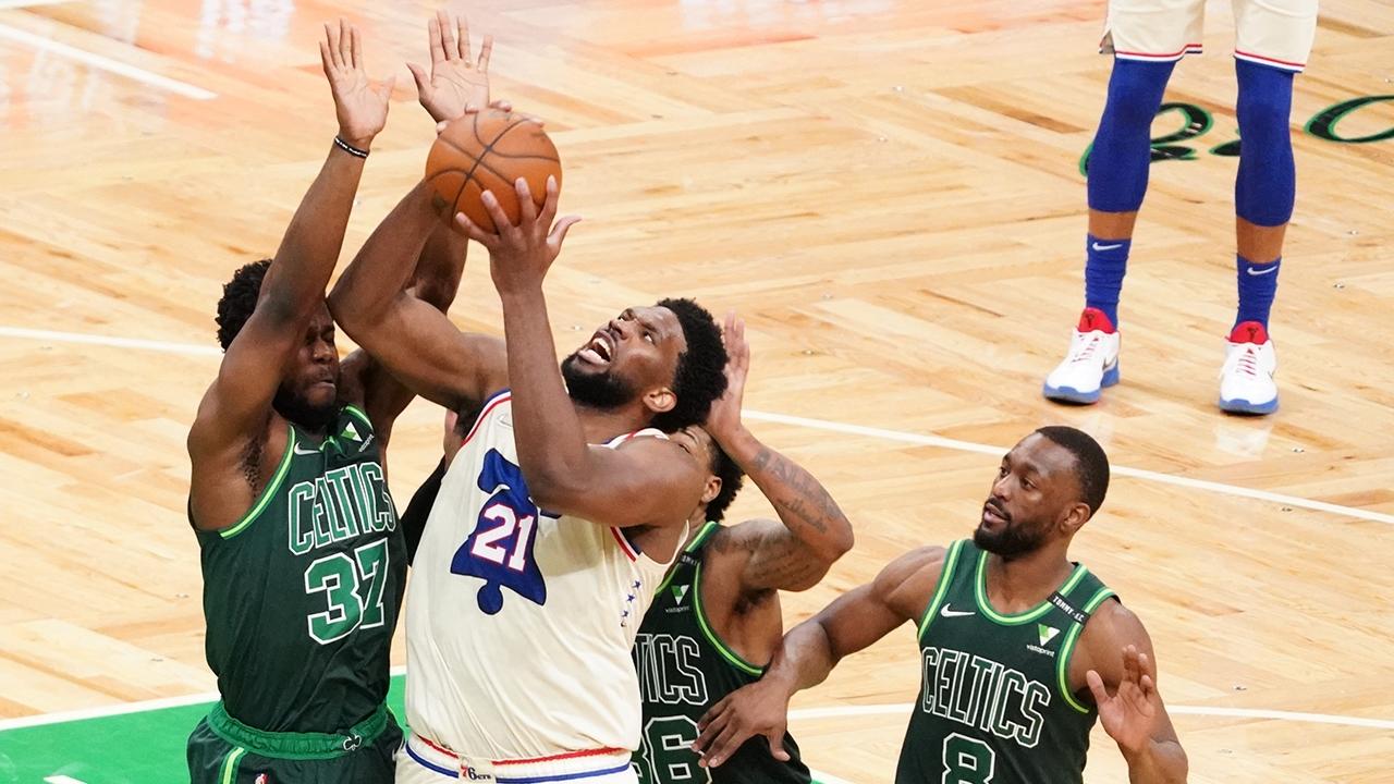 Embiid ha dominato in NBA contro Boston