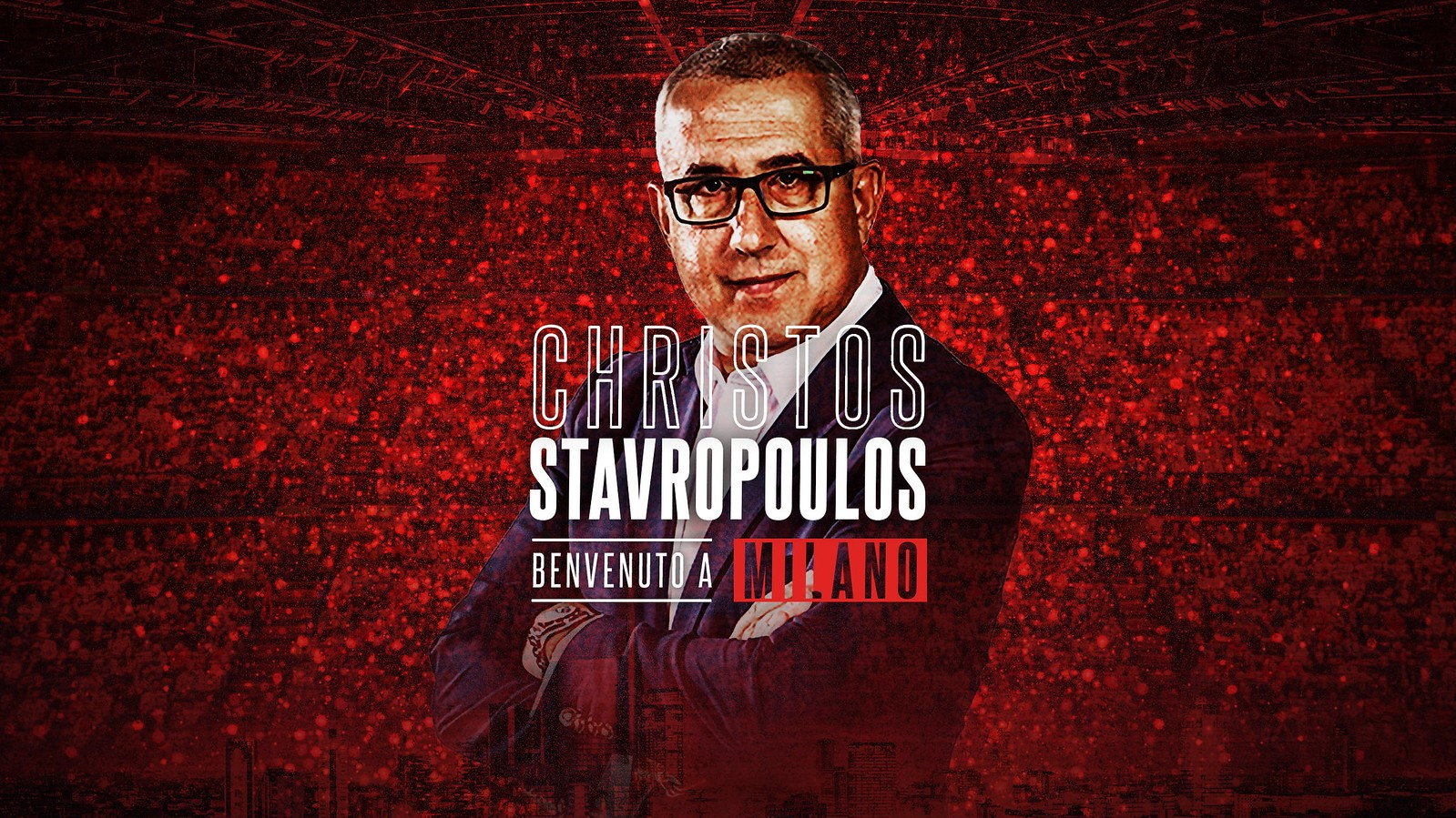 Christos Stavropoulos Olimpia Milano