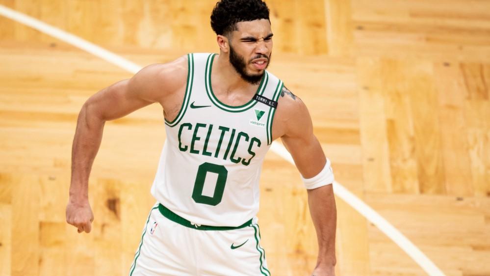 NBA Boston Washington Play-In Tatum
