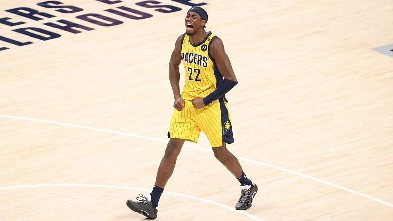 NBA Caris LeVert Indiana