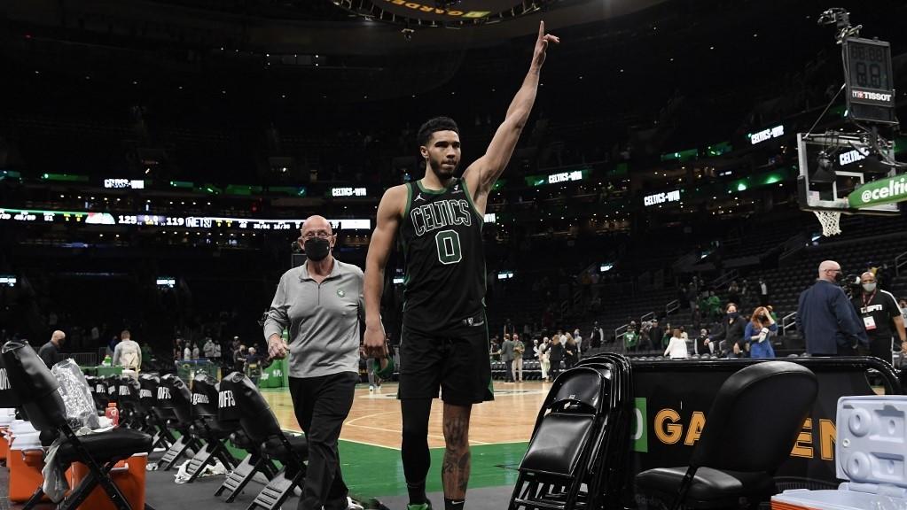NBA Tatum Kobe Bryant playoff