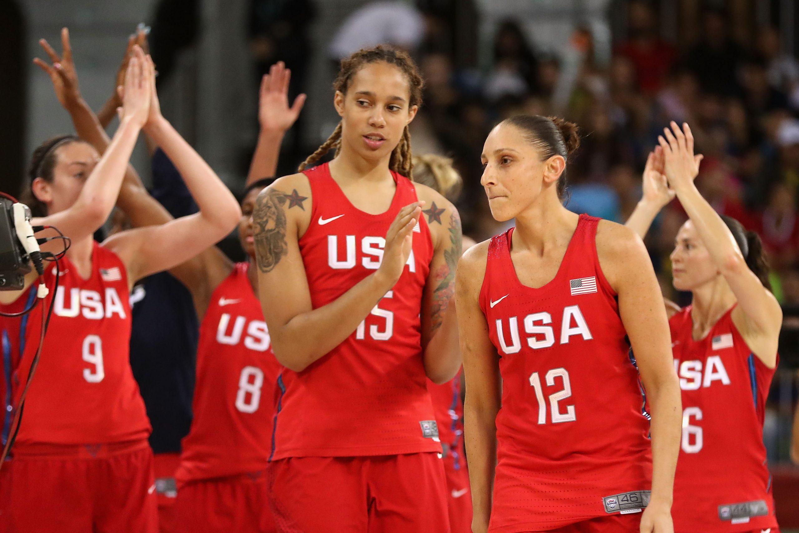 team usa femminile