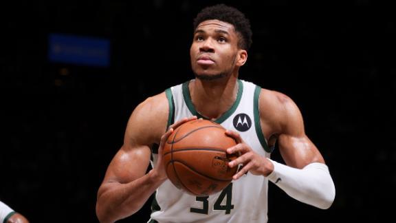 NBA Antetokounmpo messaggio Bucks