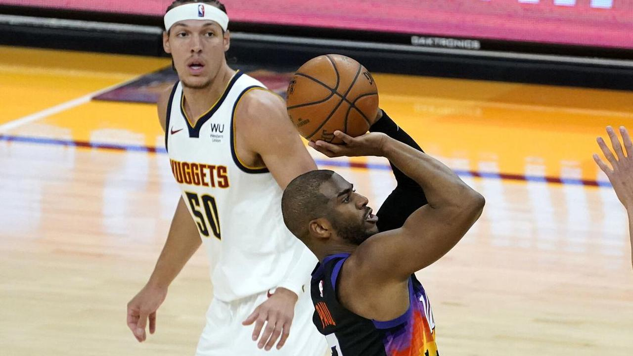 NBA Chris Paul distratto