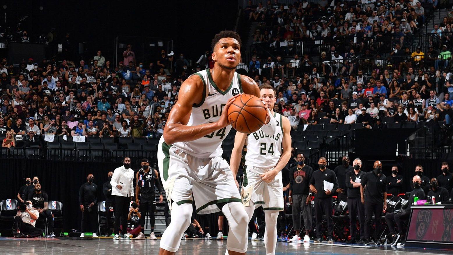 NBA Giannis Antetokounmpo orologio