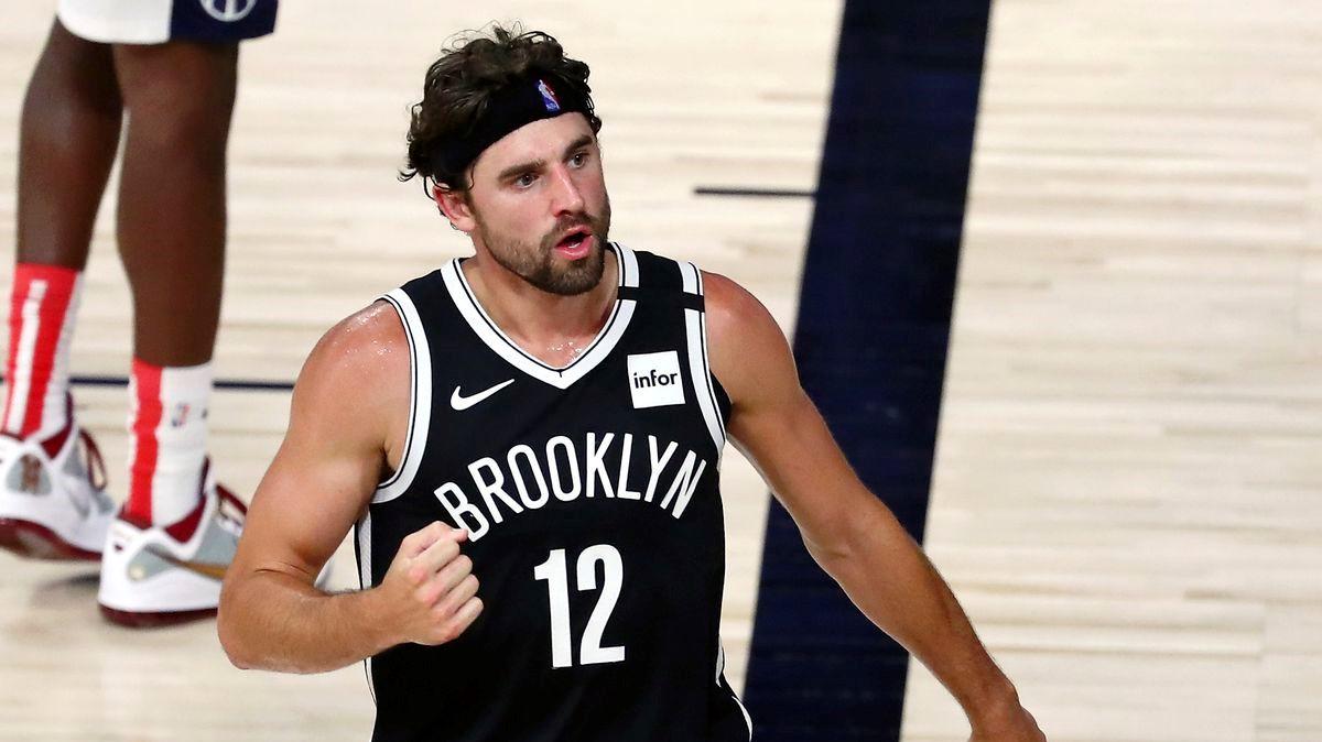 NBA Harris Marks Nets