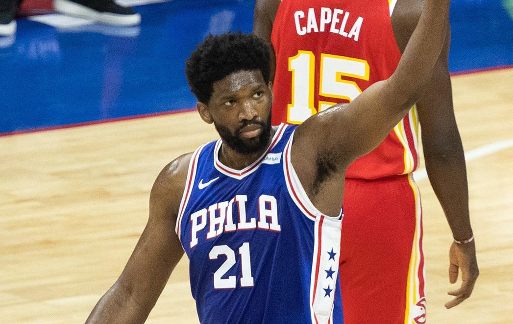 NBA Joel Embiid MVP