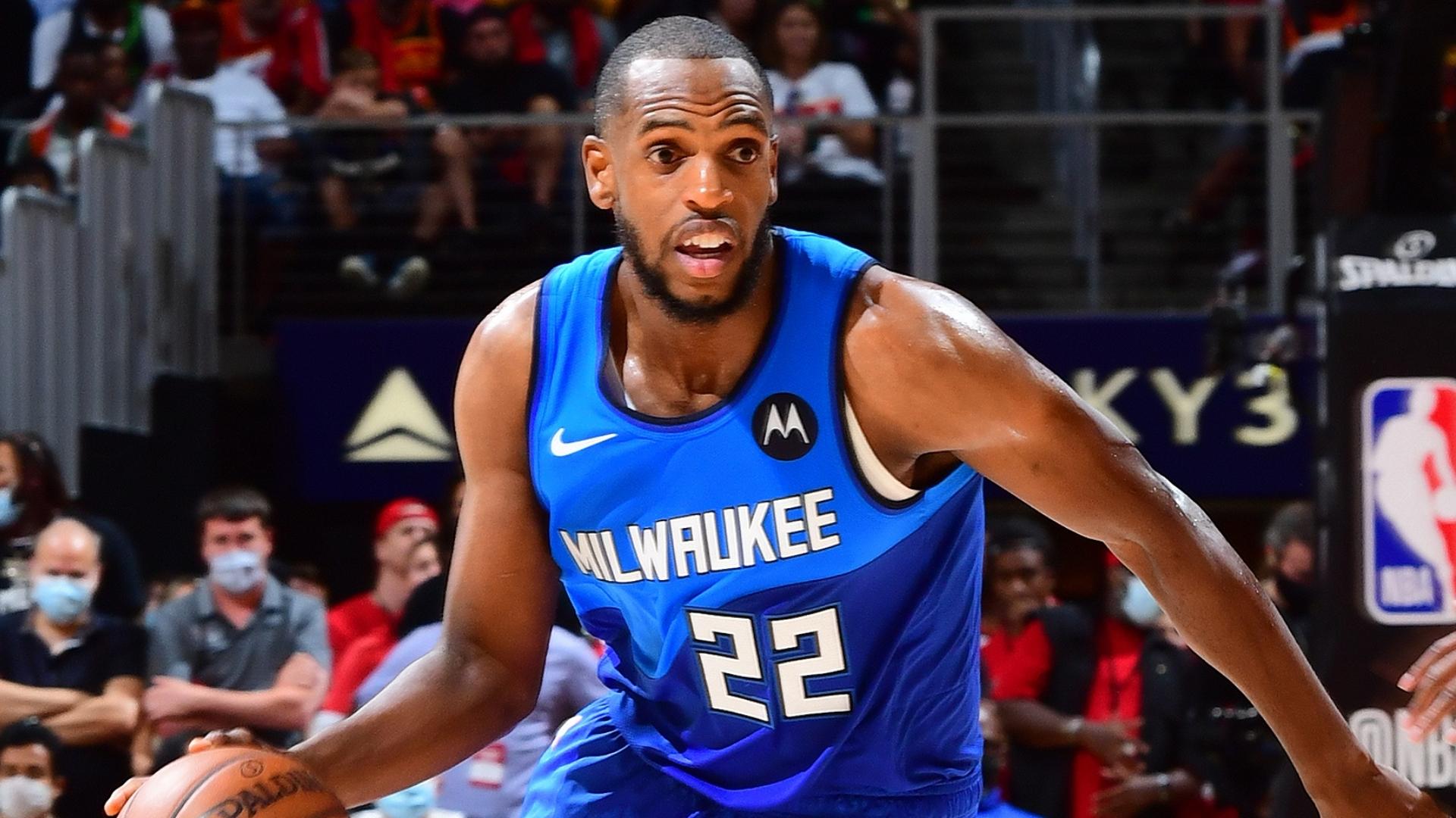 NBA Khris Middleton playoff