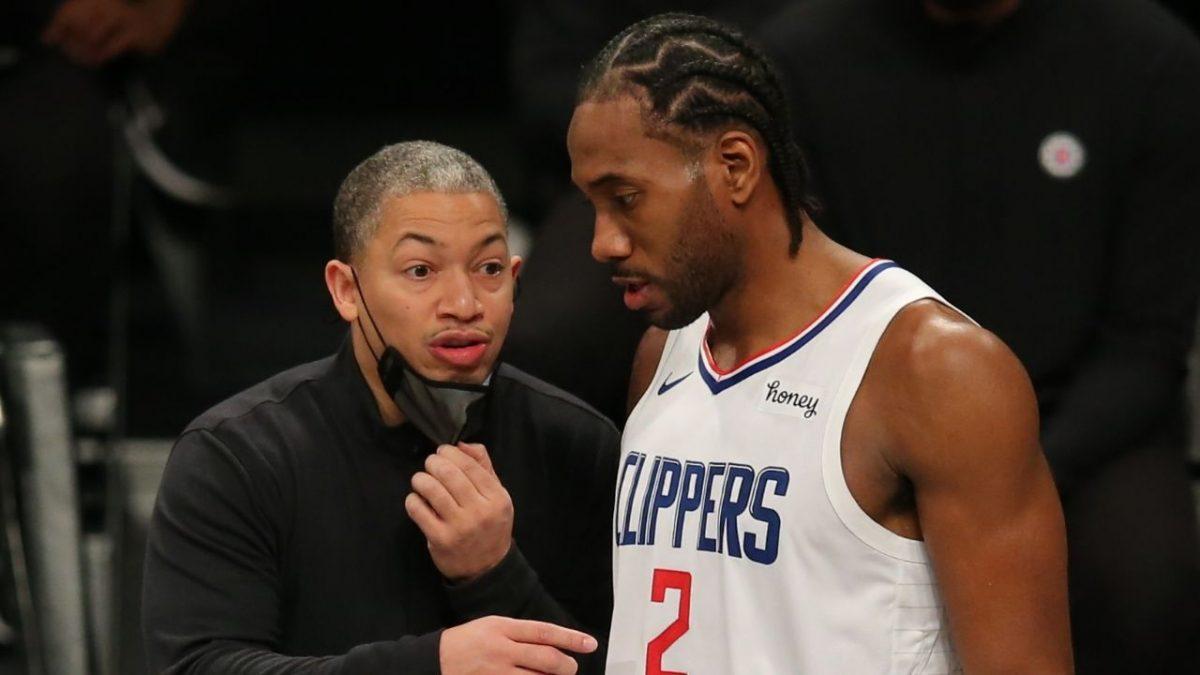 NBA Lue Kawhi Leonard