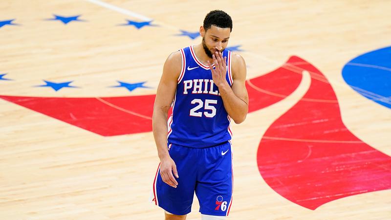 NBA Ben Simmons Rich Paul Philadelphia