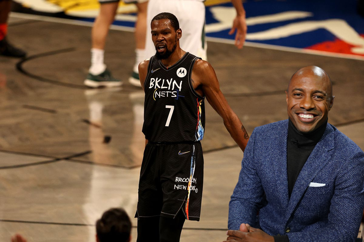kevin durant jay williams