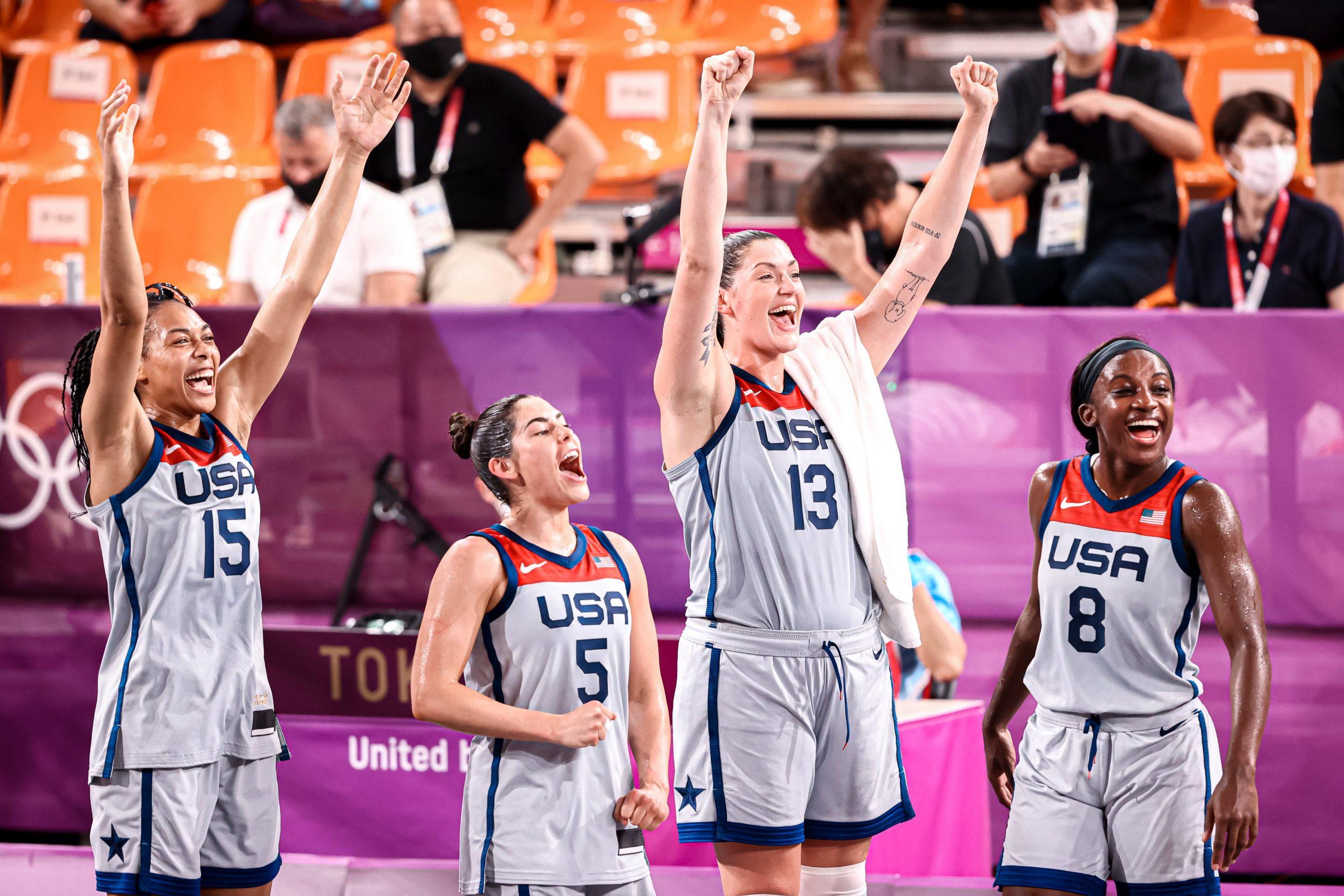 team usa 3x3 olimpiadi
