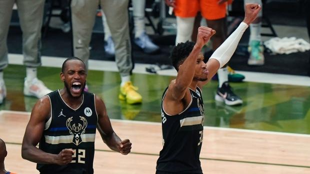 NBA Giannis Antetokounmpo Milwaukee MVP