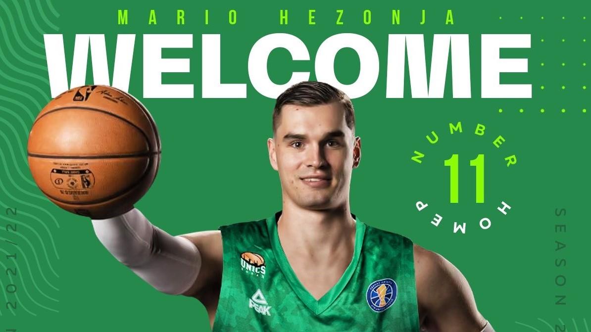 Mario Hezonja Unics Kazan