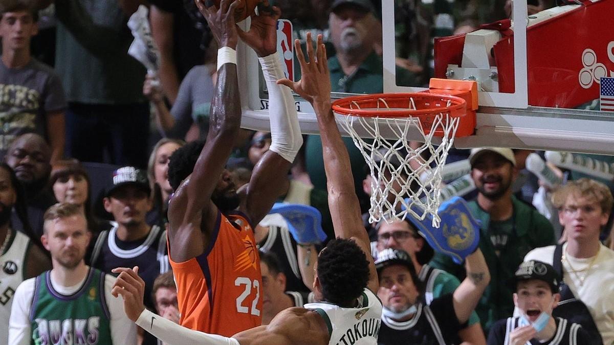 NBA Antetokounmpo DeAndre Ayton