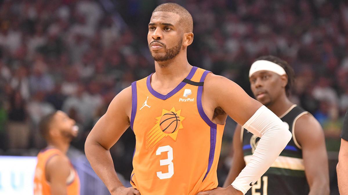 NBA Chris Paul