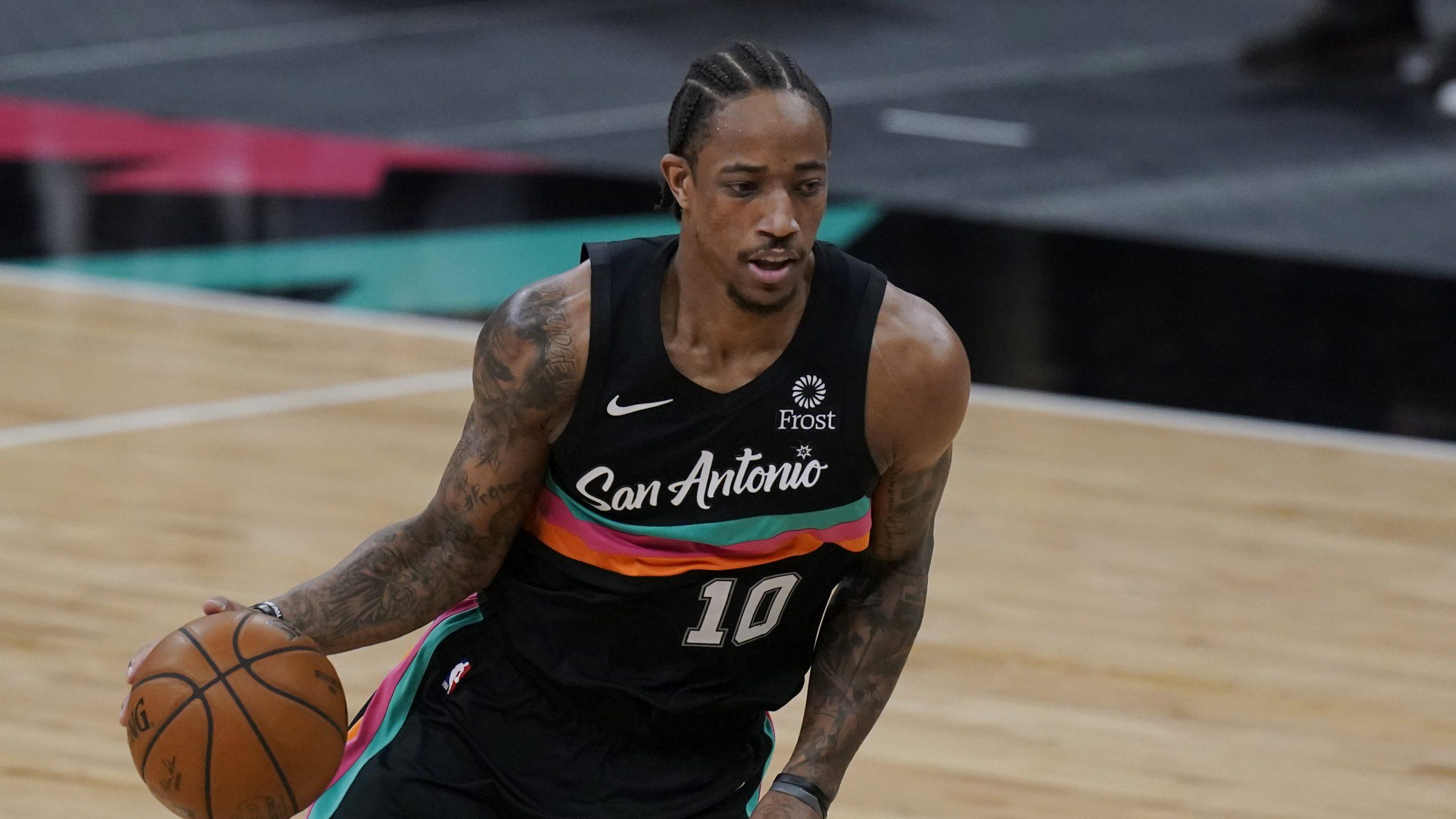 DeMar DeRozan NBA free agency