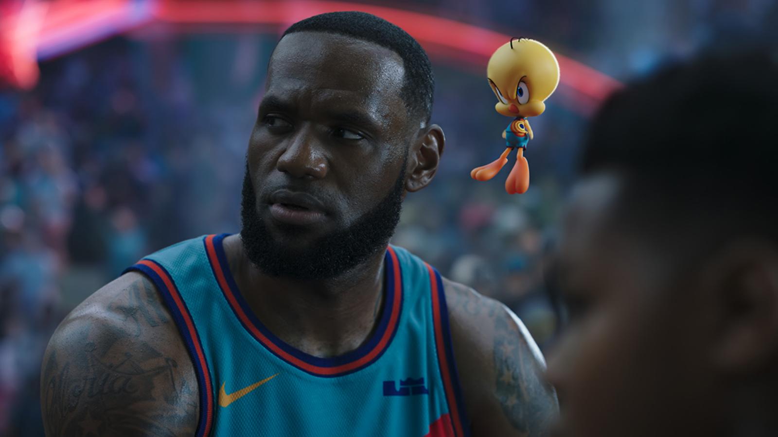 NBA LeBron Space Jam