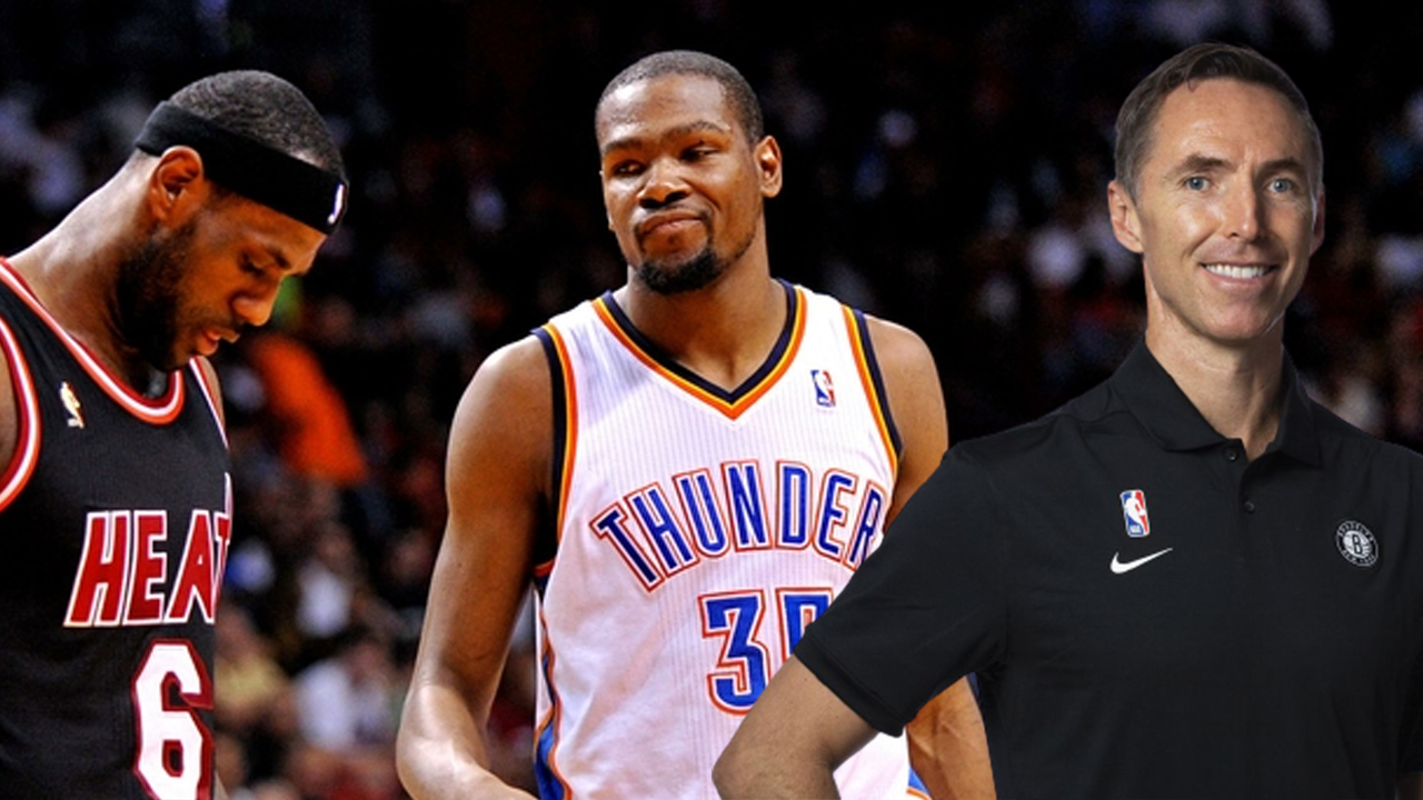NBA Nash Durant LeBron