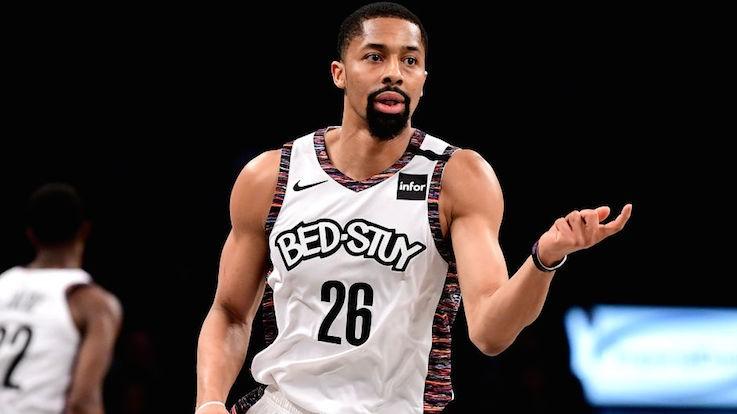NBA Spencer Dinwiddie Brooklyn Nets