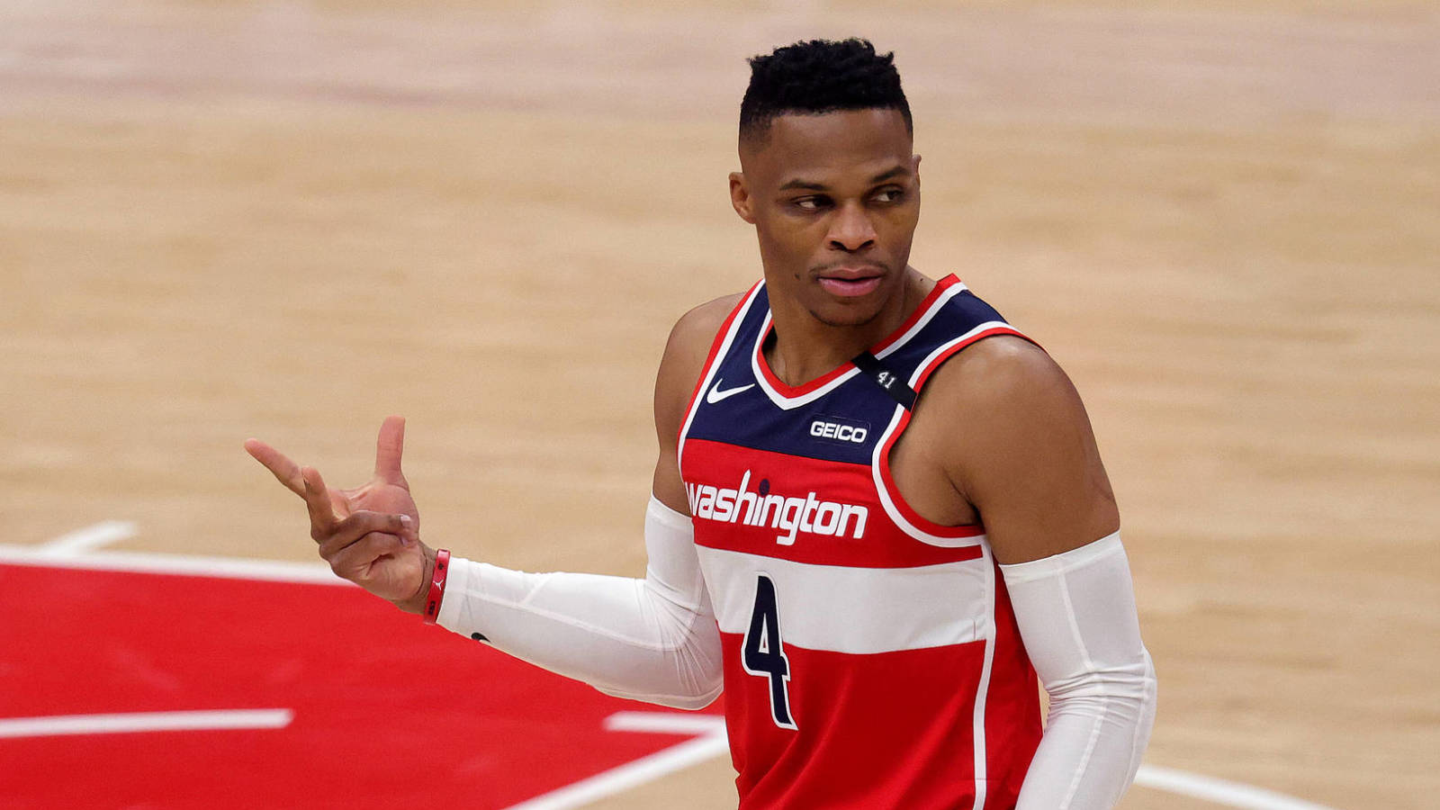 NBA Westbrook Lakers Wizards