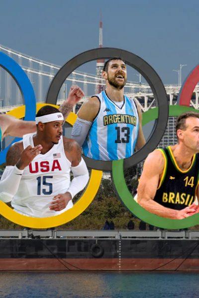 olimpiadi basket