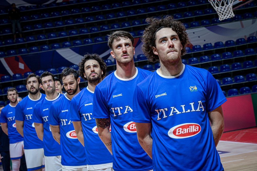 italia olimpiadi italbasket