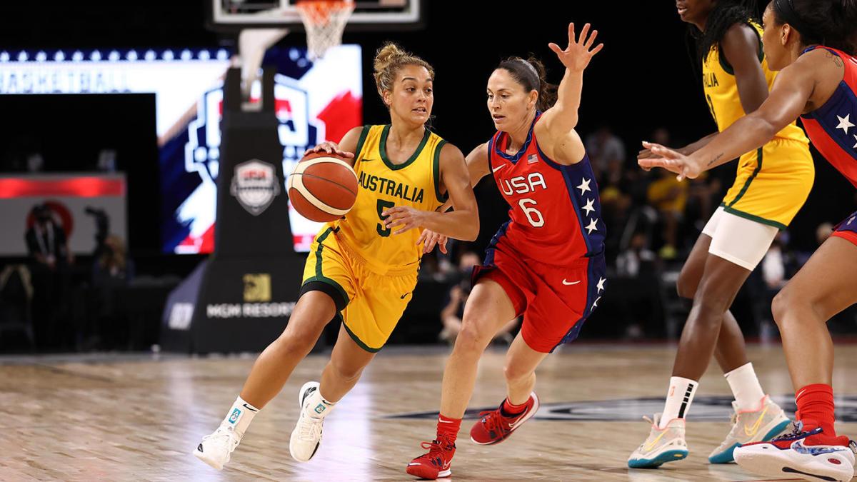 team usa femminile australia