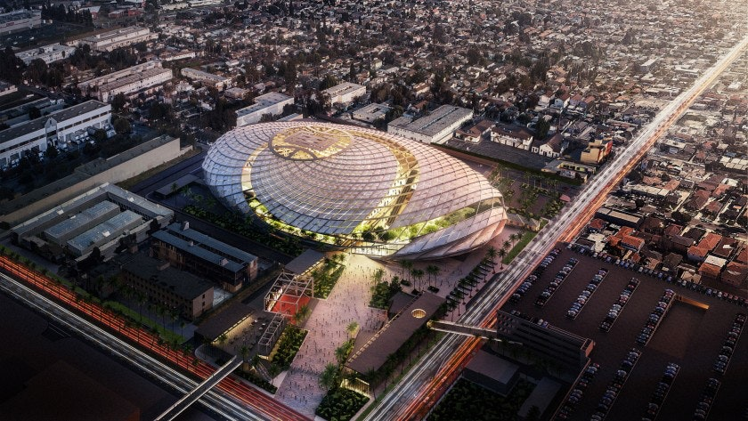 Progetto Clippers Arena