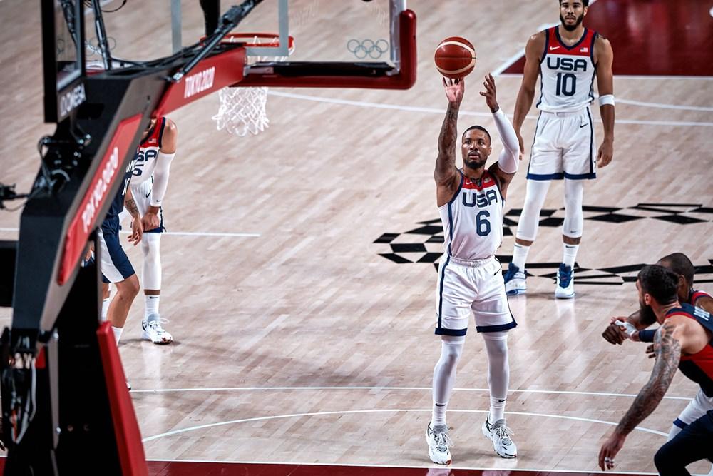 Damian Lillard Team USA