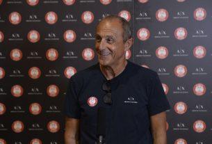 Ettore Messina 35% Melli marco bonamico