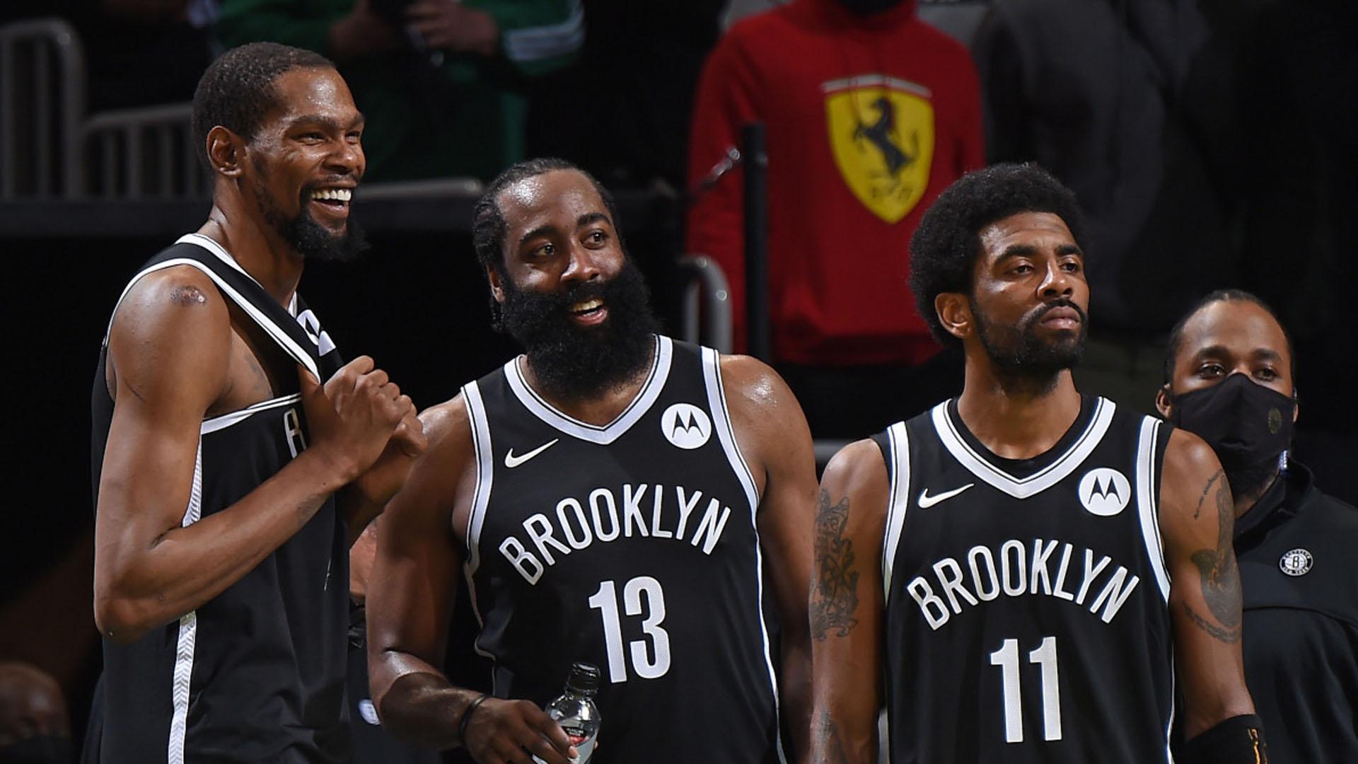 NBA Brooklyn Nets pronostici durant harden irving