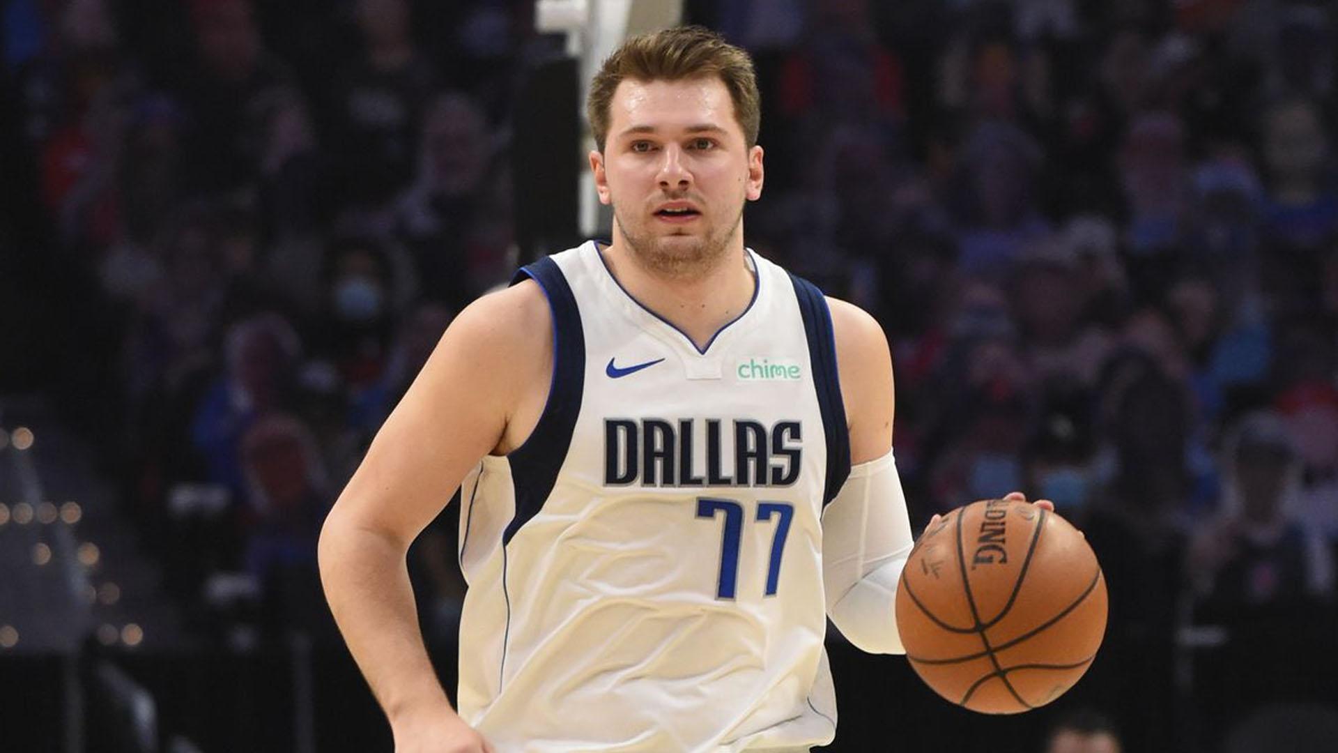 NBA Doncic Dallas rinnovo