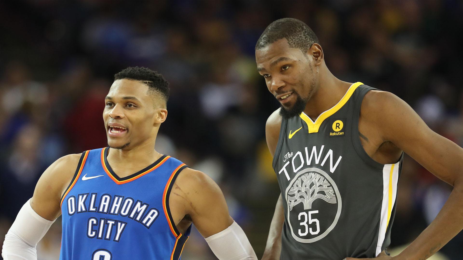 NBA Durant Warriors