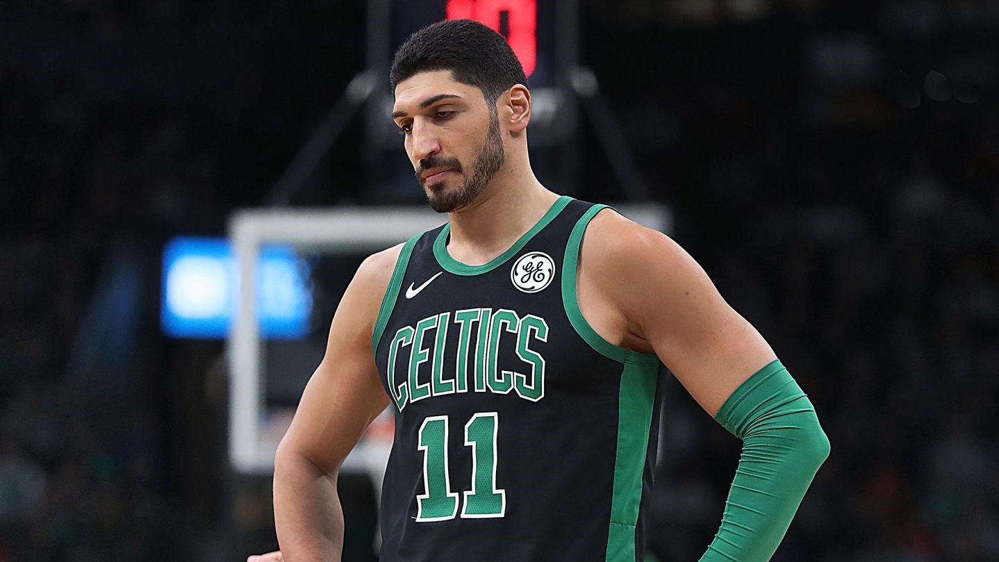 NBA Enes Kanter Boston