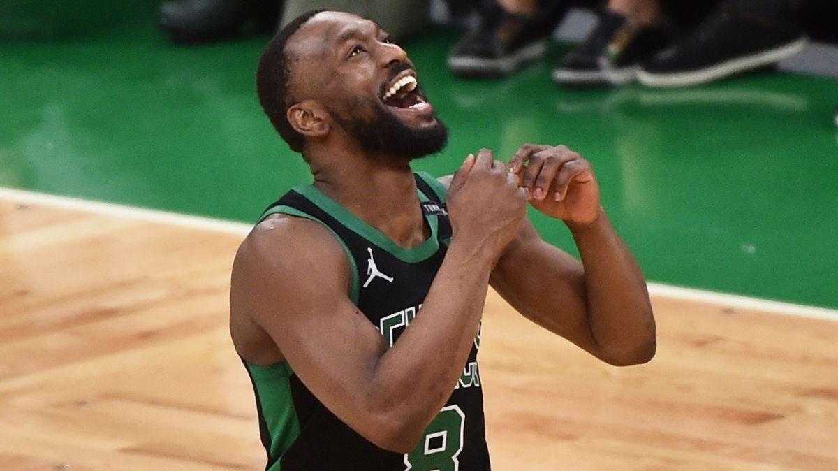 NBA Kemba Walker New York